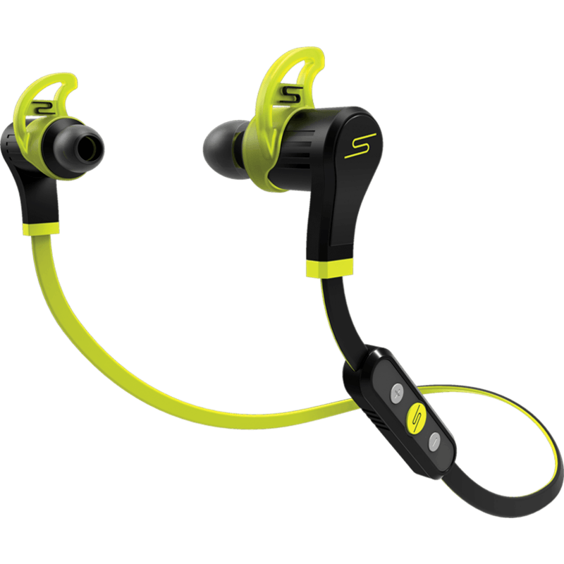 SMS Audio Sync by 50 Wireless In-Ear Sport Headphones | Yellow