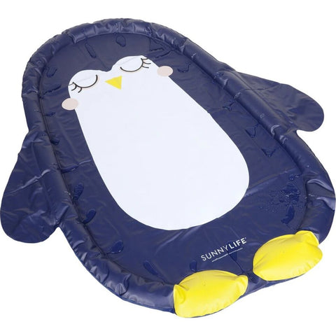 Sunnylife Inflatable Water Mat | Penguin