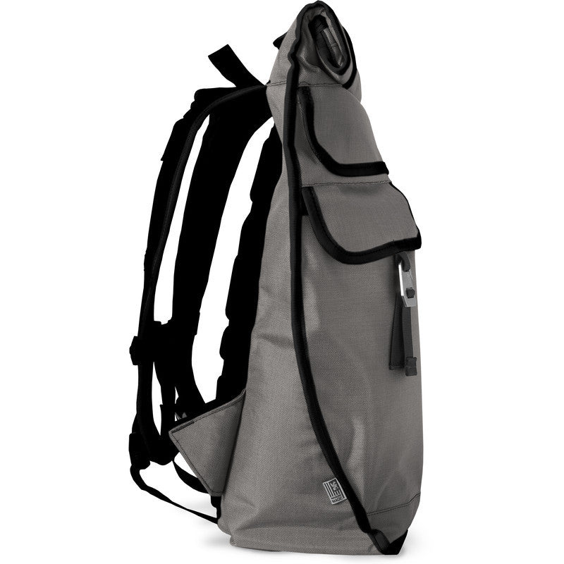 Chrome Ivan Rolltop Backpack | Grey