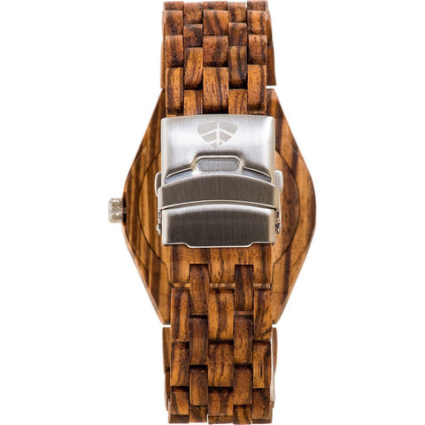Tense Washington Watch | Zebrawood J5803Z