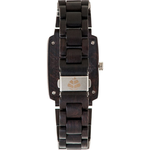 Tense Timber Watch | Dark Sandalwood J8102D