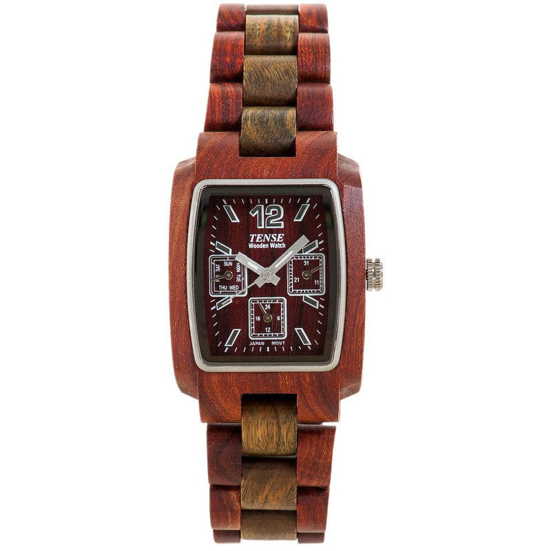 Tense Alpine Adventure Men's Watch Sandalwood/Green | J8302SG