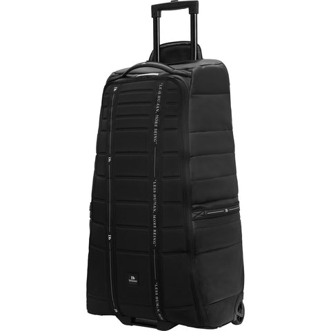 Douchebags The Big Bastard 90L Jay edt. Roller Suitcase | Black
