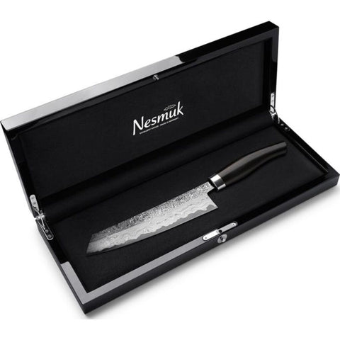 Nesmuk Exklusiv C150 Chef's Knife Juma Black