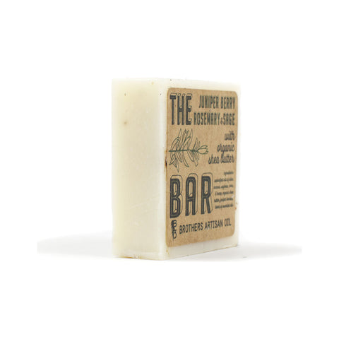 Brothers Artisan The Soap Bar | Juniper Berry, Rosemary & Sage TBJRS