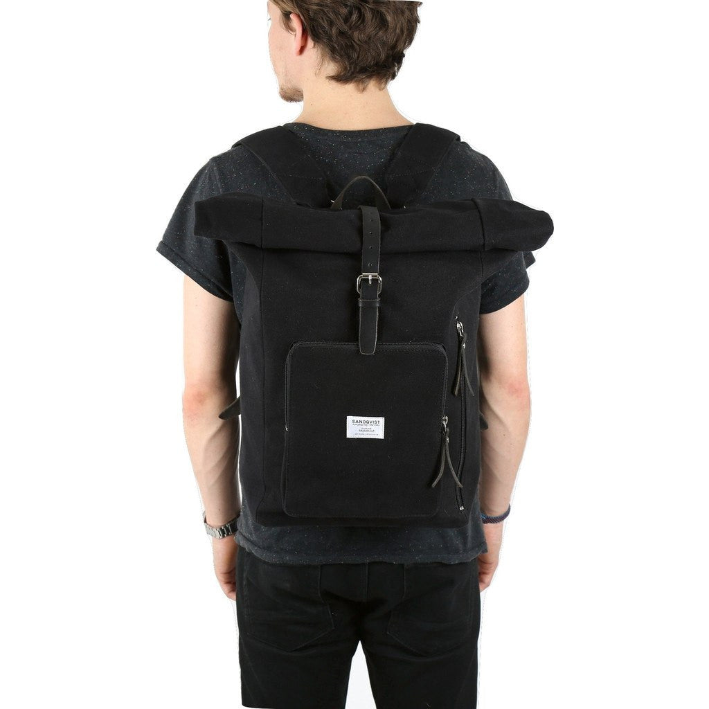 Sandqvist Jerry Backpack | Black SQA543