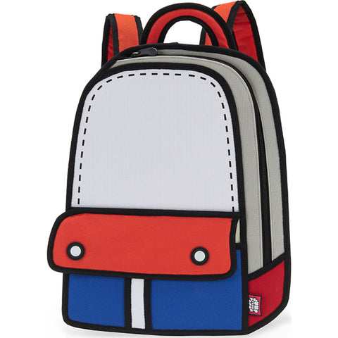 Jump From Paper Adventure Backpack