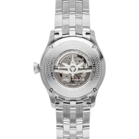 Jack Mason Aviator JM-A101-106 Automatic Watch | Steel JM-A101-106