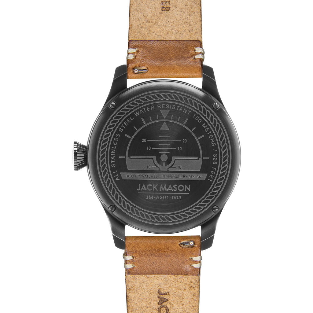 your show black pvd watches