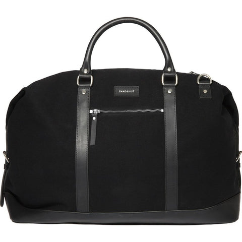 Sandqvist Jordan Weekend Bag | Black