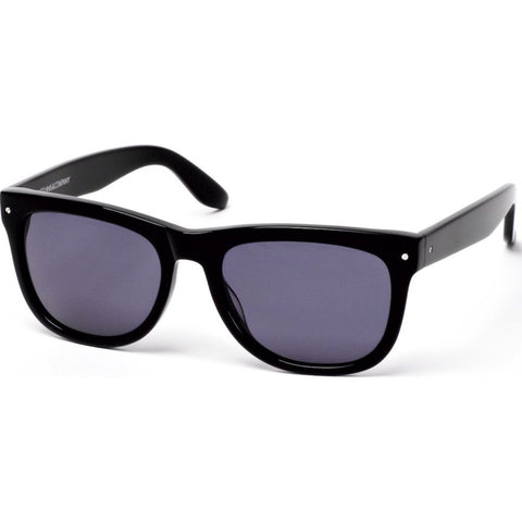 Nothing & Co Jotham Sunglasses | Black JT0101