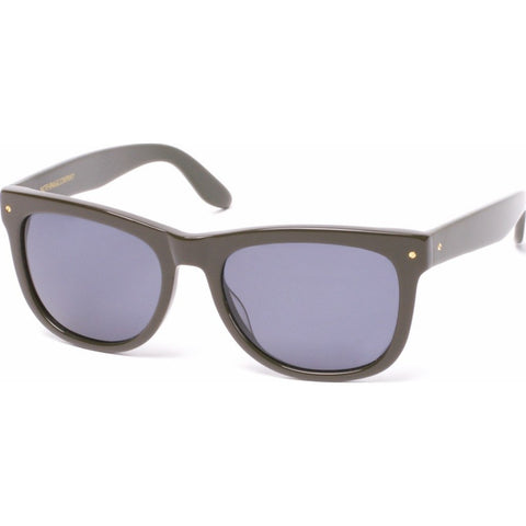 Nothing & Co Jotham Sunglasses | Olive JT0601