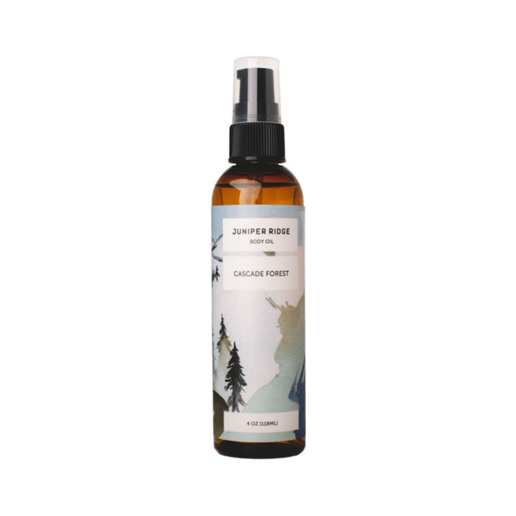 Juniper Ridge Body Oil | Cascade Forest