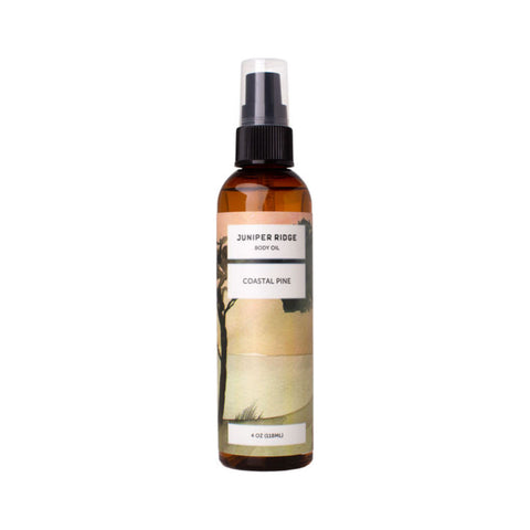 Juniper Ridge Body Oil | Coastal Pine