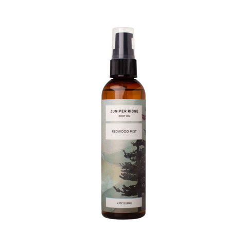 Juniper Ridge Body Oil | Redwood Mist