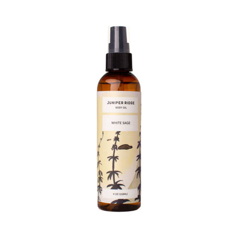 Juniper Ridge Body Oil | White Sage