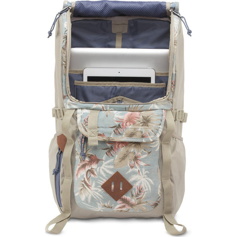 Jansport Hatchet Special Edition Backpack | Multi Palm Denim 2T2Z0LN