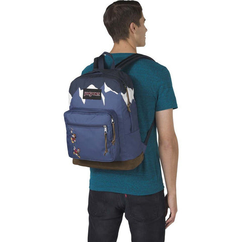 Jansport Disney Right Pack Expressions Backpack | Disney Alpine Take A Hike-JS0A3BAX38B