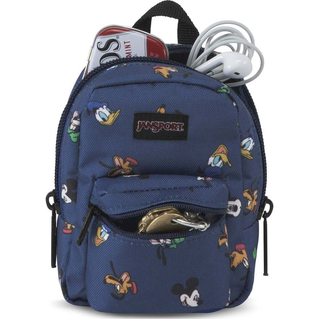 076171ef18b ... Jansport Disney Lil Break Mini Backpack Accessory Holder