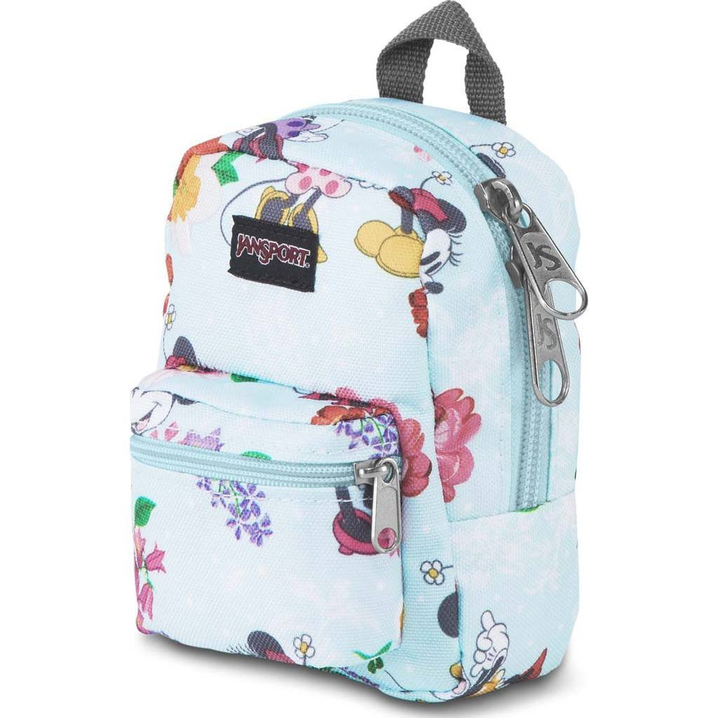 dbfc9101de1 Jansport Disney Lil Break Mini Backpack Accessory Holder