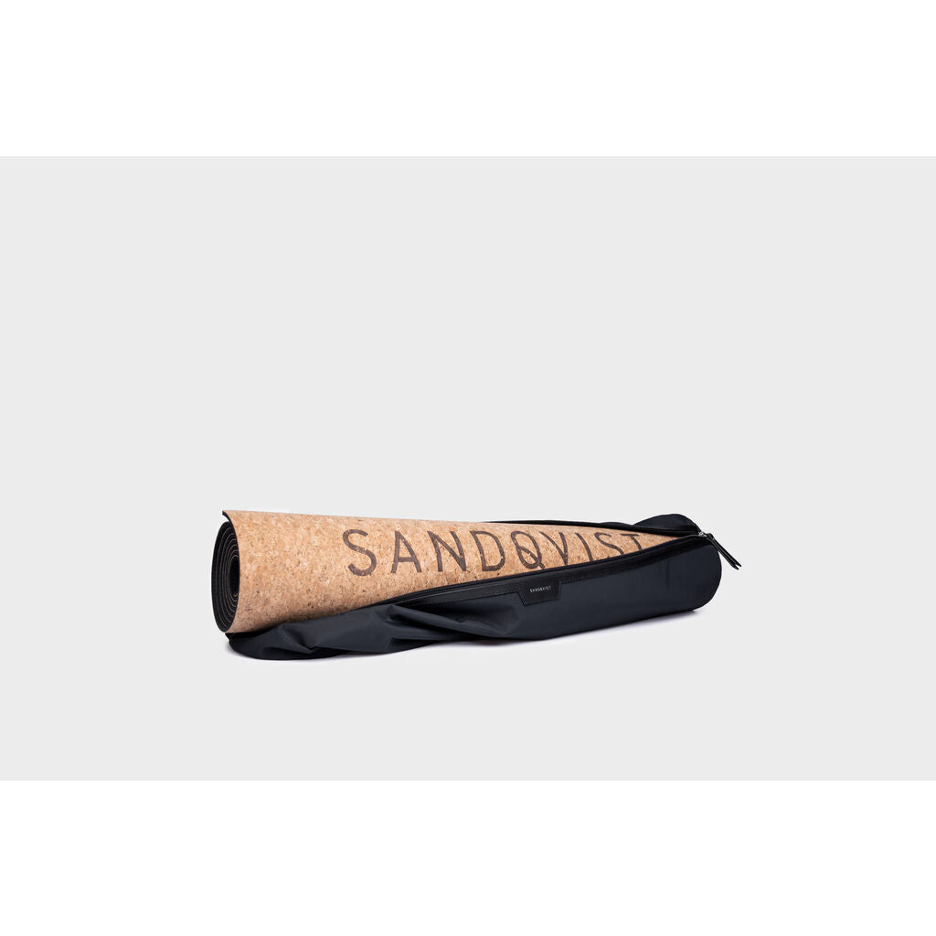 Sandqvist Julia Yoga Mat Bag | Black SQA1064