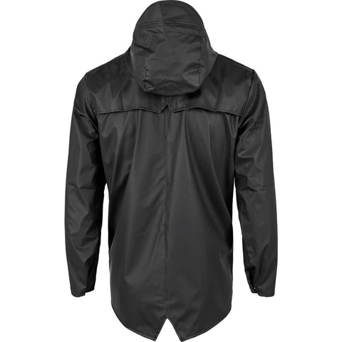 RAINS Waterproof Jacket | Black 1201 S/M