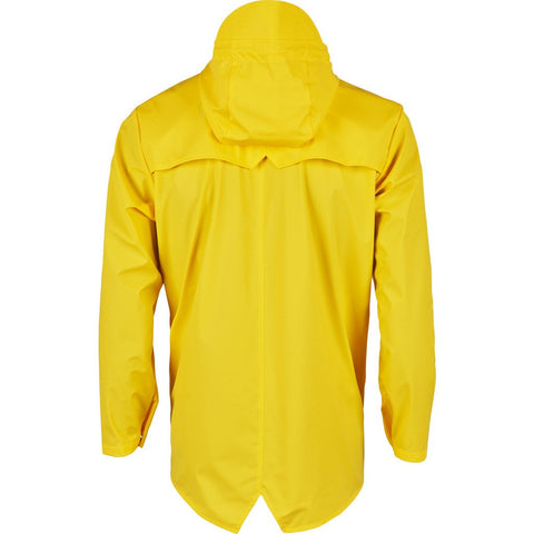 RAINS Waterproof Jacket | Yellow 1201 S/M