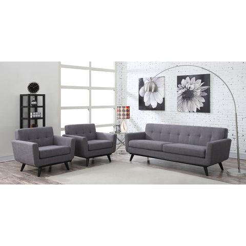 TOV Furniture James Linen Sofa | Grey- TOV-S20S-G
