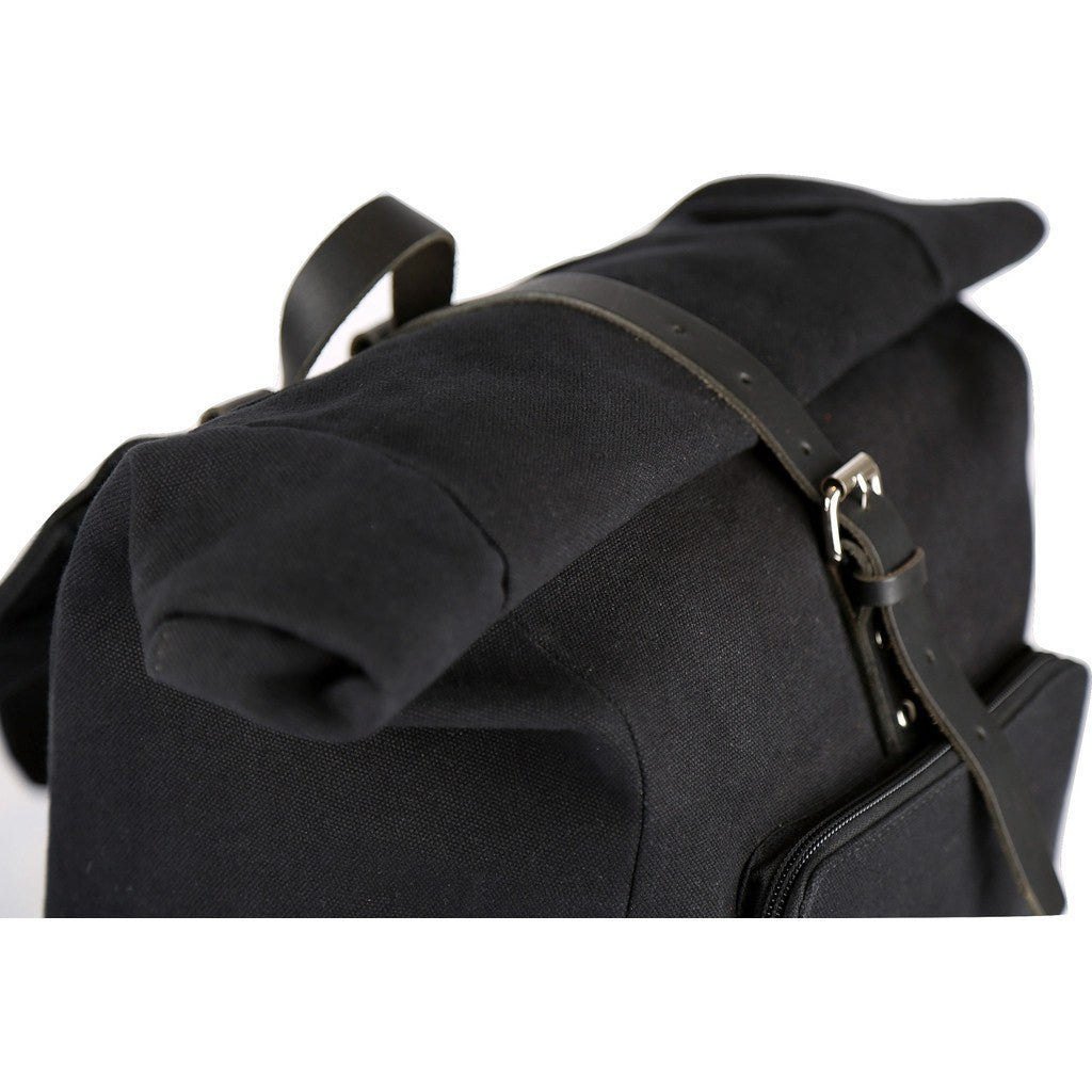 Sandqvist Jerry Backpack | Black SQA548