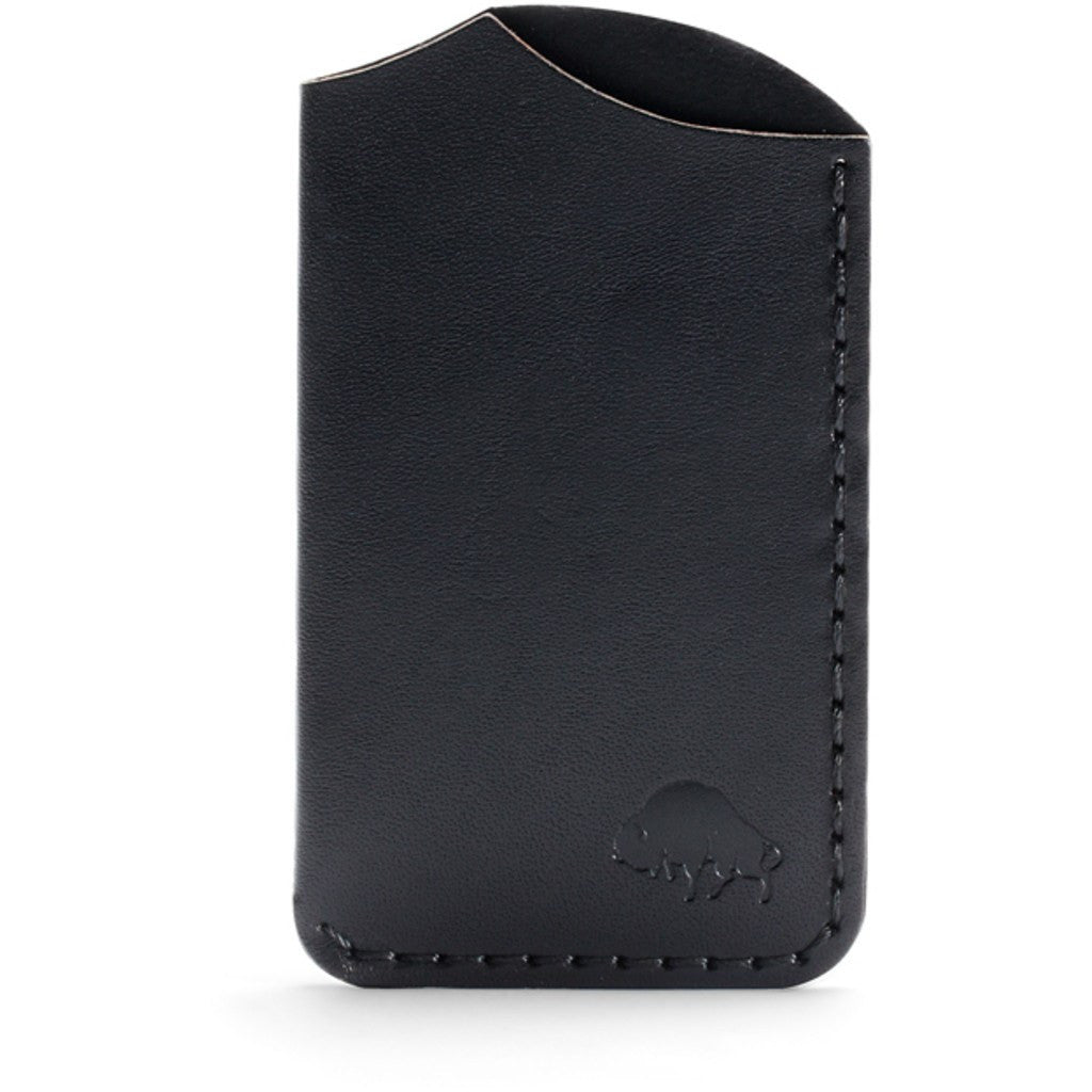 Ezra Arthur No. 1 Wallet | Jet Black