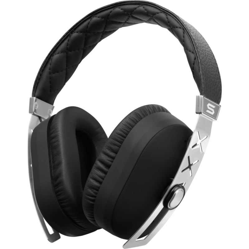 Soul Jet Pro Hi Definition Noise Canceling Headphones | Silver