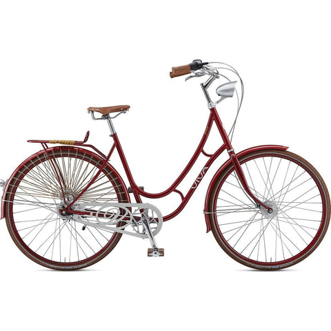 Viva Juliett 7 City Bicycle VIV-002-7A