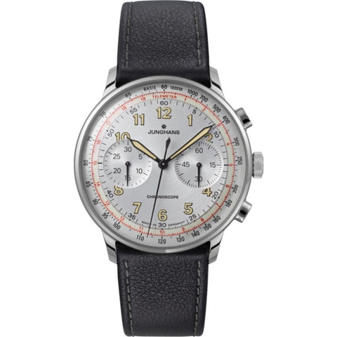 Junghans Meister Telemeter Watch | Grey 027/3380.00