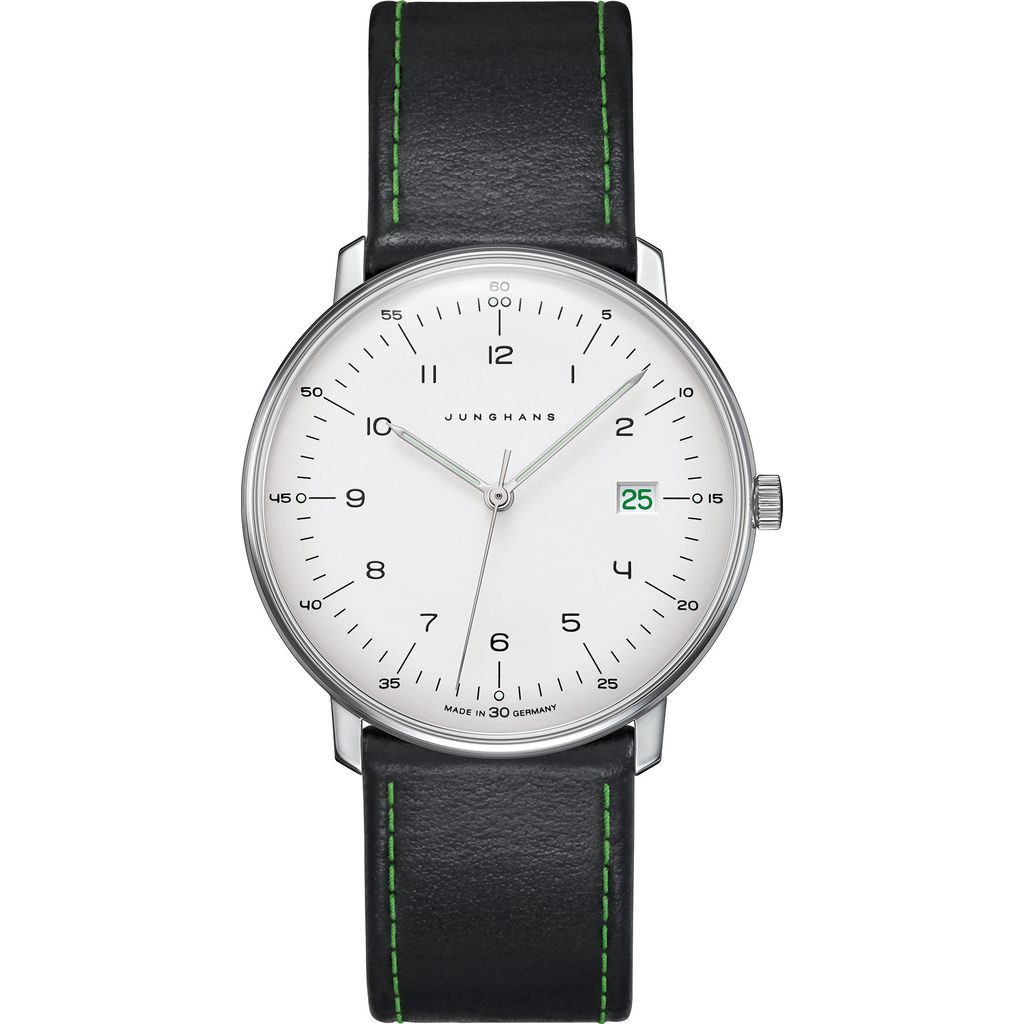 Junghans Max Bill Limited Edition Watch | Black 041/4811.00