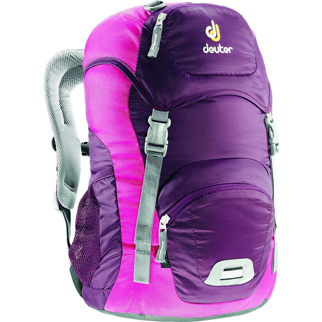Deuter Junior Backpack | Aubergine/Magenta 36029 55090