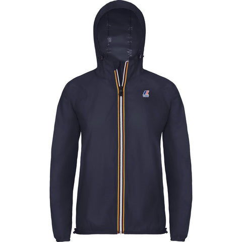 K-Way Claudette 3.0 Jacket | Navy- K005IF0 small