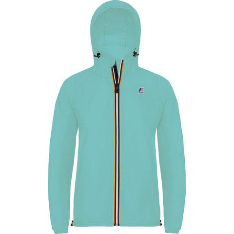 K-Way Claudette 3.0 Jacket | Green Water- K005IF0  small