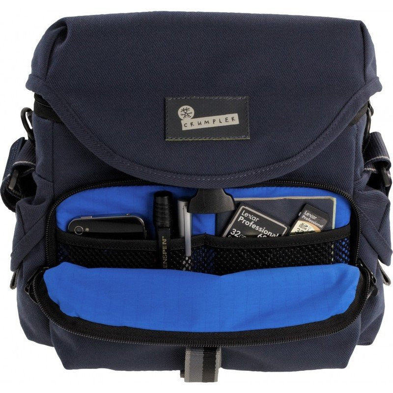 Crumpler Kashgar Outpost Mediun Camera Bag | Midnight Blue