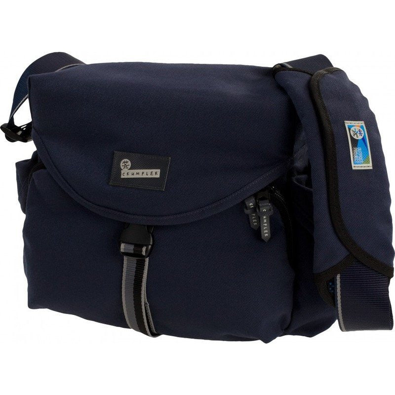 Crumpler Kashgar Outpost Large Camera Bag | Midnight Blue