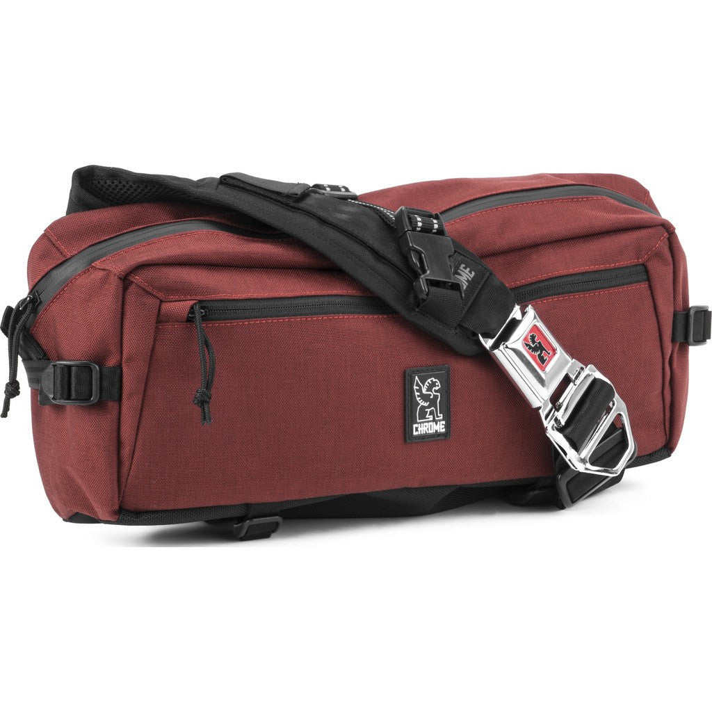 Chrome Kadet Nylon Messenger Bag | Brick BG-196 BRIK