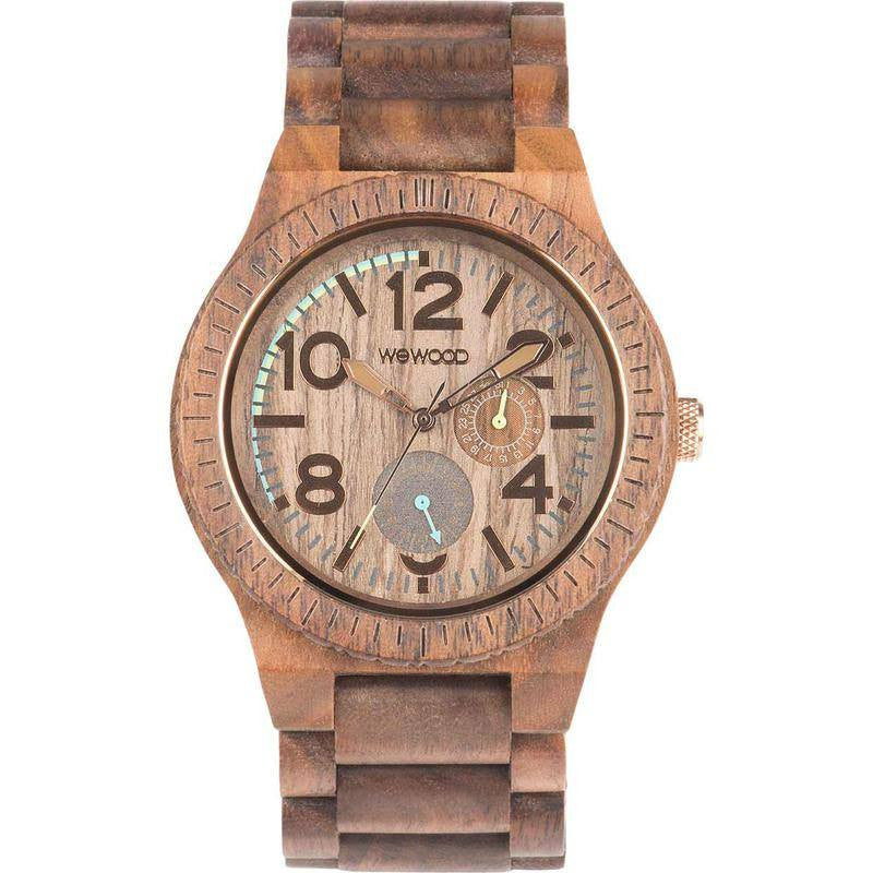 WeWood Kardo Walnut Wood Watch | Nut