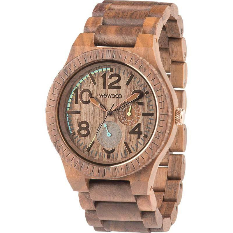 WeWood Kardo Nut Wood Watch | Walnut