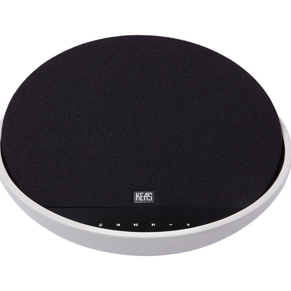 KEAS mov1 Ceramic Speaker | Black/White KEAS MOV 1 BT-BW