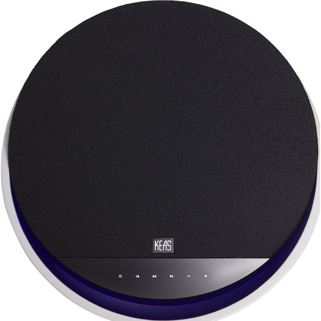 KEAS mov1 Ceramic Speaker | Cobalt Blue/WhiteÊKEAS MOV 1 BT-CW