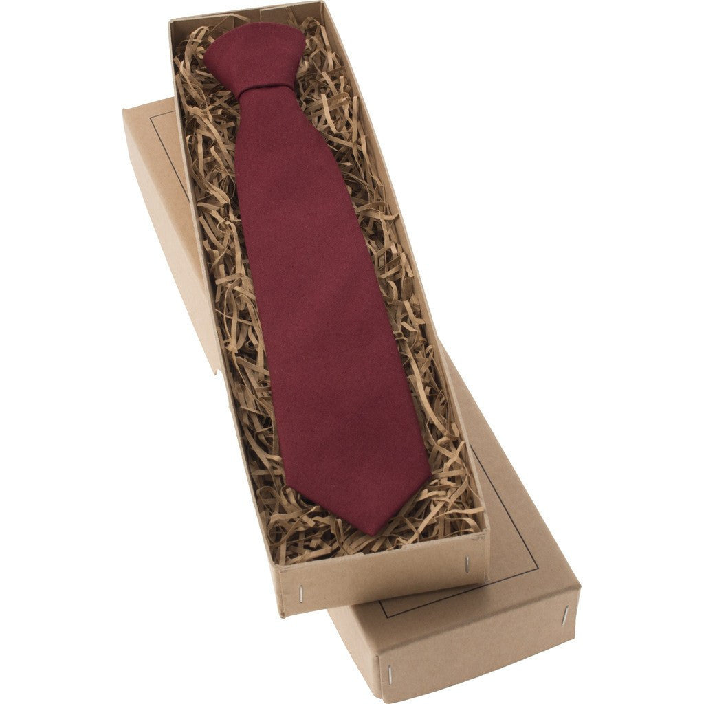 Mrs Bow Tie Cotton Junior Ready-Tied Tie | Port 2-5 Years KIDS261NT