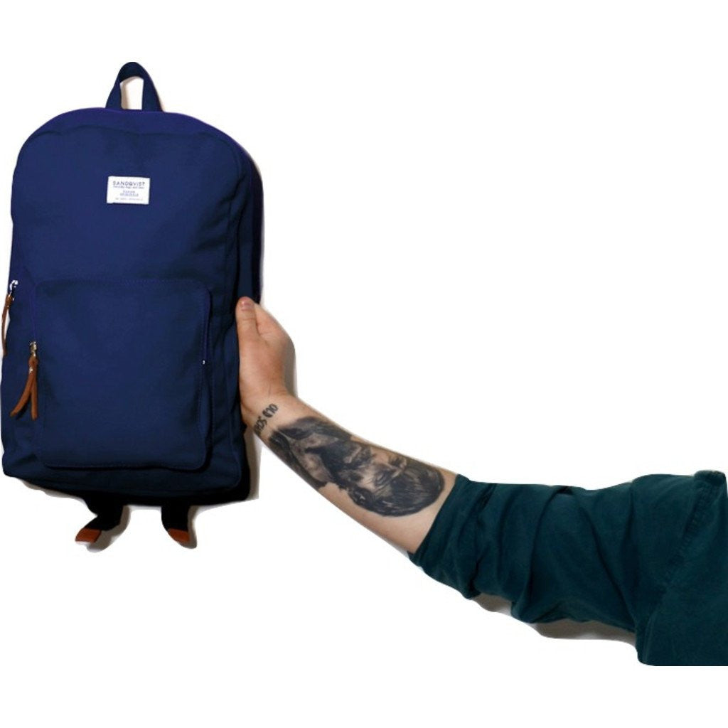 Sandqvist Kim Ground Backpack | Blue SQA528