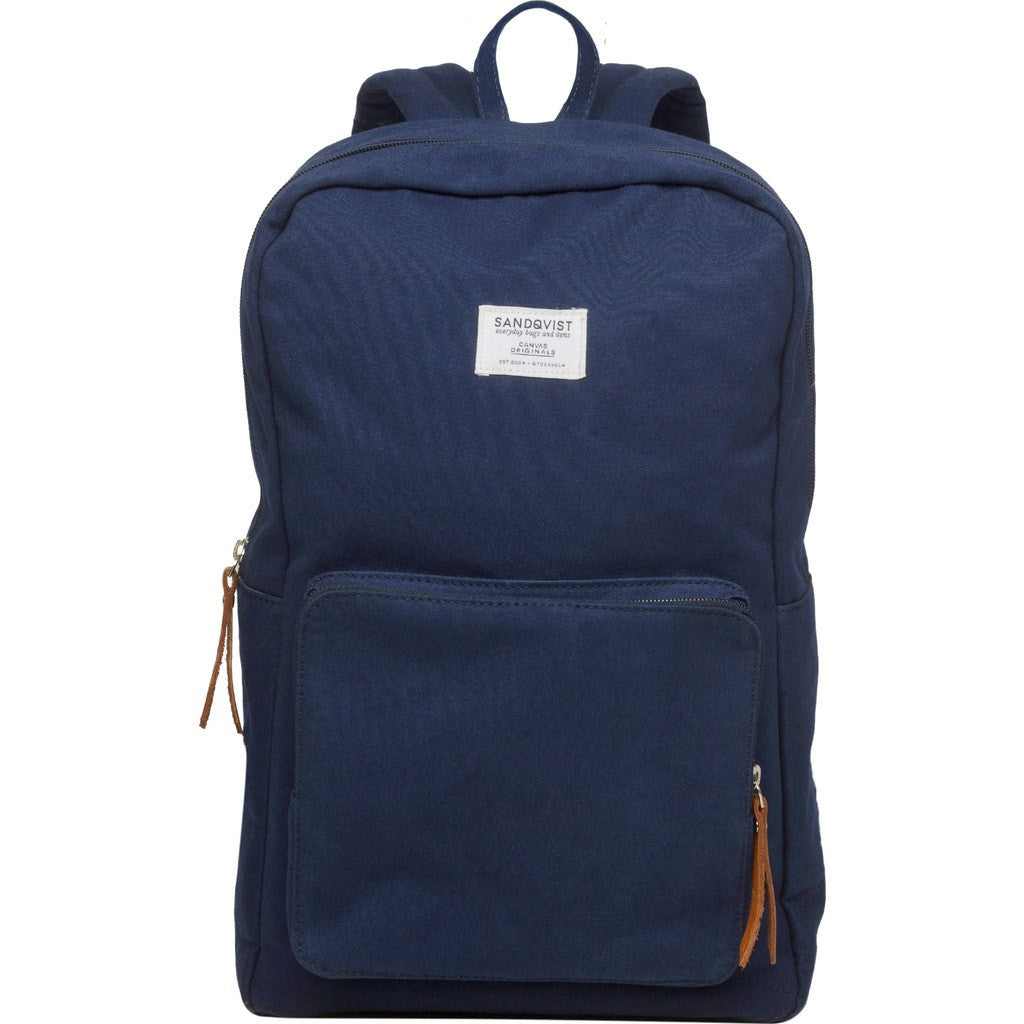 Sandqvist Kim Ground Backpack | Blue SQA529