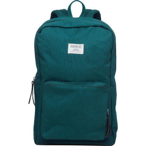 Sandqvist Kim Ground Backpack | Petrol Blue SQA613