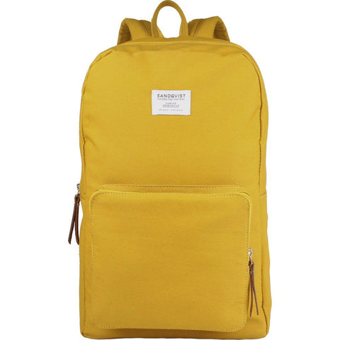 Sandqvist Kim Ground Backpack | Yellow SQA530