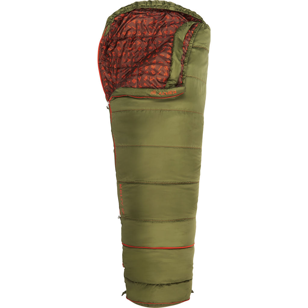 Kelty Big Dipper 30 Degree Boys Short Sleeping Bag